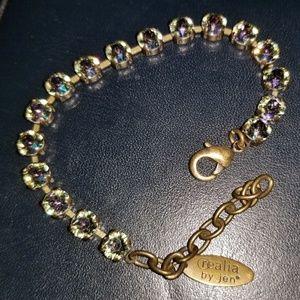 Holy Bling! New Swarovski Crystal Tennis Bracelet